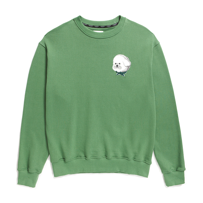 ILP HQ WAPPEN SWEAT-SHIRTS 2019FW GREEN