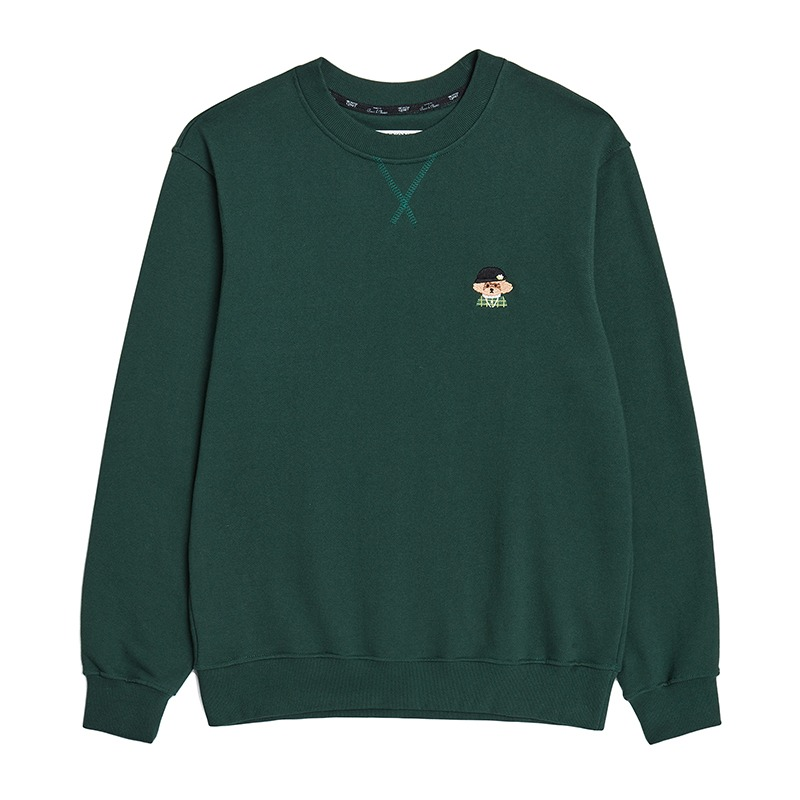 [M 10/7 출고]MA CLOSET SWEAT SHIRTS GREEN